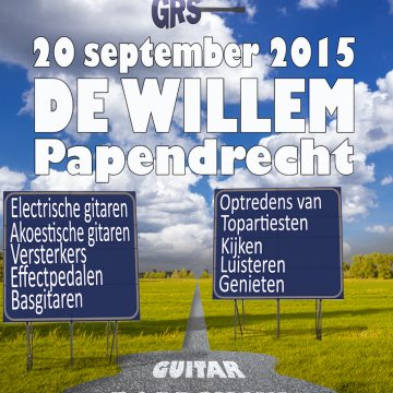 Guitar Roadshow Papendrecht