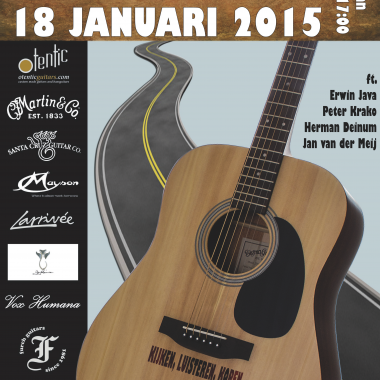 Guitar Roadshow Gorinchem
