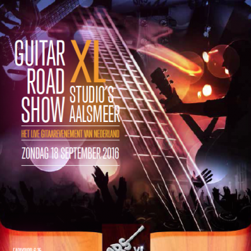 Guitar Roadshow XL Aalsmeer
